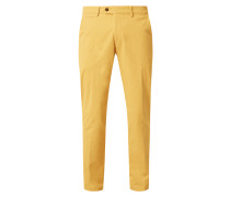 Regular Fit Chino mit Stretch-Anteil