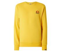 Sweatshirt aus Baumwolle Modell 'Diveria'