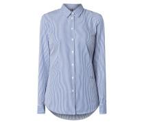 Regular Fit Bluse aus Organic Cotton