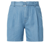 Shorts in Denim-Optik