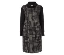 PLUS SIZE - Kleid mit Zickzack-Muster