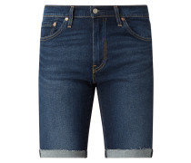 Slim Fit Jeansshorts mit Stretch-Anteil Modell '511' - Water<Less™