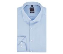 Body Fit Business-Hemd mit New Kent Kragen