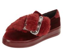 Slip-On Sneaker 'Kim' aus Samt