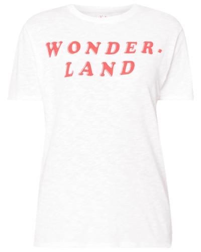 Boyfriend Fit T-Shirt mit Print