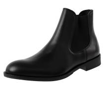 Chelsea Boots aus Glattleder