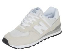 Sneaker '574' aus Veloursleder und Mesh