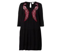 PLUS SIZE - Kleid mit Stickereien