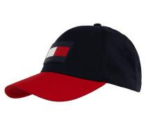 Basecap mit Logo-Applikation
