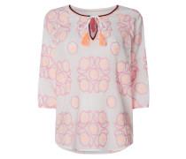 Blusenshirt mit Schnürung Modell 'Fenna'