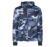 Blouson mit Camouflage-Muster