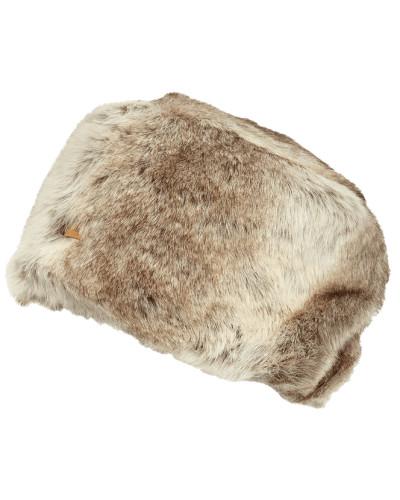 Mütze aus Webpelz