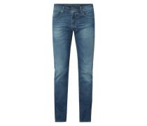 Regular Fit Jeans mit Stretch-Anteil Modell 'Jack'