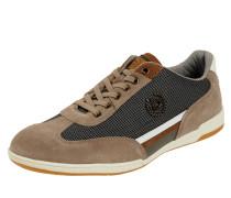Sneaker aus Veloursleder Modell 'Solar Exko'