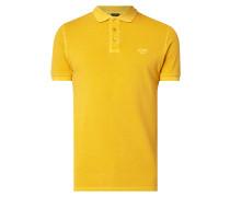 Modern Fit Poloshirt aus Piqué