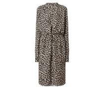 Kleid aus Viskose Modell 'Moss New'