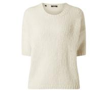 Pullover mit überschnittenen Schultern Modell 'Mellow'