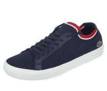 Sneaker 'La Piquee' mit Rippenbündchen
