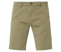Slim Fit Chinoshorts mit Stretch-Anteil