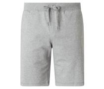 Pyjamashorts mit Stretch-Anteil
