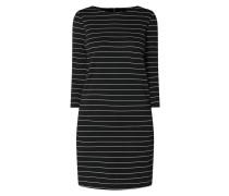 Kleid mit Dreiviertel-Ärmeln