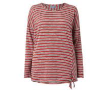 PLUS SIZE - Shirt mit Schnürung am Saum