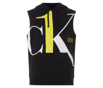 Hoodie aus Baumwolle 'CK One'