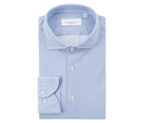 Slim FIt Freizeithemd aus Baumwolle Modell 'Henry'