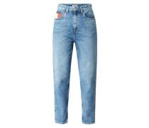 High Waist Jeans  - recycled Denim Modell 'Mom Jean'