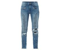 Destroyed Skinny Jeans Gigi Hadid