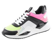 Sneaker Wedges im mehrfarbigen Design Modell 'Typical'