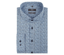 Regular Fit Cityhemd aus Popeline