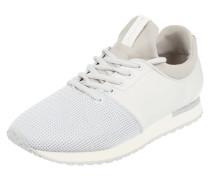 Sneaker mit Kontrastsohle