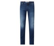 Comfort Fit Jeans mit Stretch-Anteil