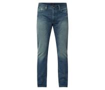Slim Fit Jeans aus Baumwolle