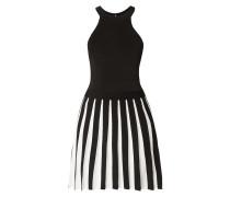 Kleid mit Kellerfalten