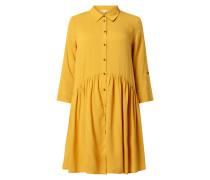 Kleid mit regulierbarer Ärmellänge