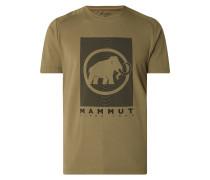 T-Shirt mit Logo-Print Modell 'Trovat'