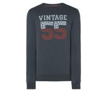 Sweatshirt im Vintage Look