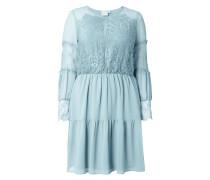 PLUS SIZE - Kleid aus Chiffon