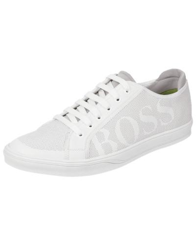 Verkauf Neuer Stile HUGO BOSS Herren Sneaker 'Attitude' aus Leder Freies Verschiffen Truhe Bilder q665Cc