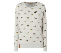 Shirt mit Pferde-Prints