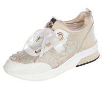 Sneaker Wedges 'Cara' mit Wende-Pailletten