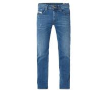 Slim-Skinny Fit Jeans mit Stretch-Anteil