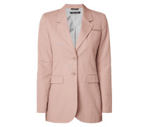 Blazer mit Kissing Buttons