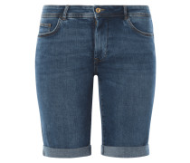 Slim Fit Jeansshorts mit Stretch-Anteil Modell '