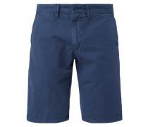 Regular Fit Shorts aus Baumwolle