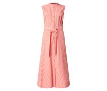 Hemdblusenkleid mit Taillengürtel Modell 'Dala'