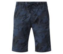 Regular Fit Shorts mit Stretch-Anteil Modell 'Owen'