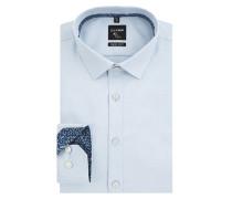 Super Slim Fit Business-Hemd mit Stretch-Anteil